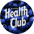 MegWorden HealthClub badge